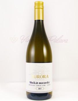 Muškát moravský 2017